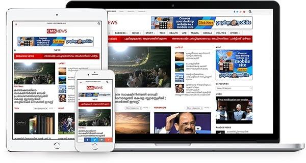 online News-Portal-Development-compnay